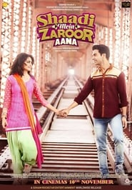 Shaadi Mein Zaroor Aana 2017 Hindi 720p HDRip x264