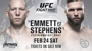 UFC on Fox 28: Emmett vs. Stephens
