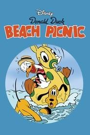 El Pato Donald: Picnic en la playa