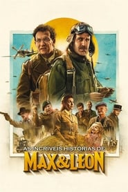 As Incríveis Histórias de Max e Léon (2018) Blu-Ray 1080p Download Torrent Dub e Leg