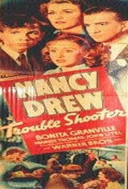 Póster Nancy Drew... Trouble Shooter