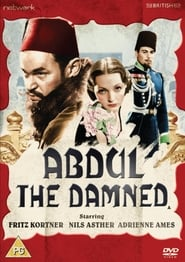Abdul the Damned locandina