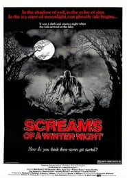 Screams of a Winter Night Film Plakat