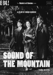 poster do Sound of the Mountain