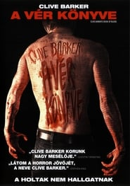 Clive Barker: A vér könyve