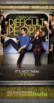 Difficult People saison 1 streaming vf