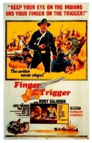 poster do Finger on the Trigger