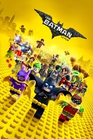 Lego Batman, Le Film Poster