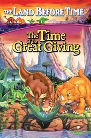 The Land Before Time III: The Time of the Great Giving poster