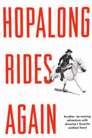 Hopalong Rides Again