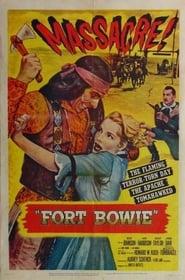 Fort Bowie locandina