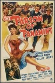 poster do The Parson of Panamint