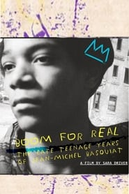 Boom for Real: The Late Teenage Years of Jean-Michel Basquiat (2017) Netflix HD 1080p