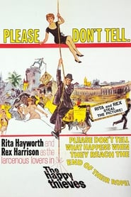 The Happy Thieves (1962)