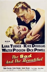 poster do The Bad and the Beautiful