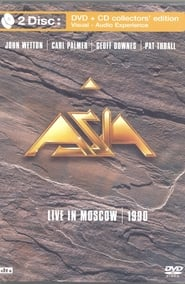 Asia: Live in Moscow