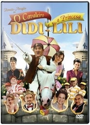 poster do O Cavaleiro Didi e a Princesa Lili