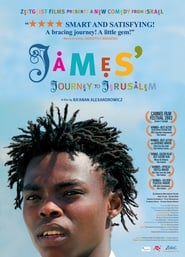 Affiche de Film James' Journey to Jerusalem