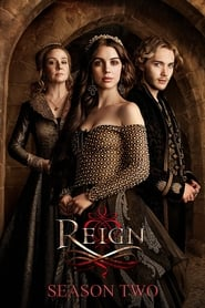 Reign saison 2 streaming vf