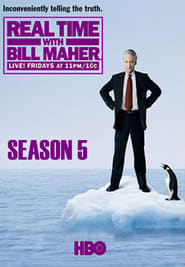 Real Time with Bill Maher - Season 15 Season 5