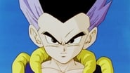 Birth of a Merged Superwarrior. His names is Gotenks!