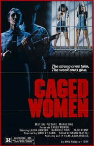 poster do Caged Women