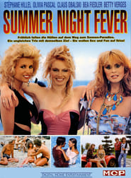 Summer Night Fever affisch
