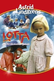 Lotta on Rascal Street Juliste