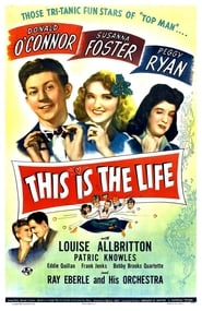 Affiche de Film This Is the Life
