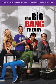 The Big Bang Theory - Season 5 Episode 3 : The Pulled Groin Extrapolation Season 3