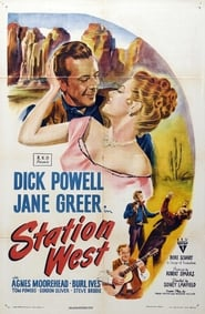 Affiche de Film Station West