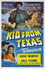 The Kid from Texas Film Plakat