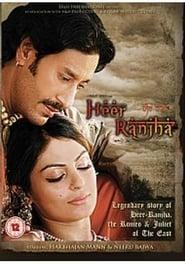 poster do Heer Ranjha - A True Love Story