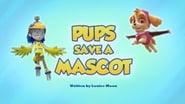 Pups Save a Mascot