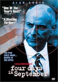 Four Days in September Film Plakat