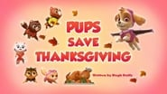 Pups Rescue Thanksgiving