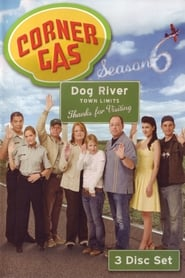 Corner Gas streaming vf poster