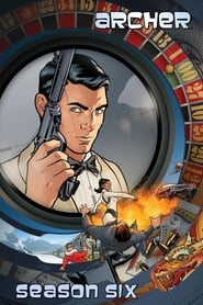 Archer - Season 2 Episode 10 : El Secuestro Season 6