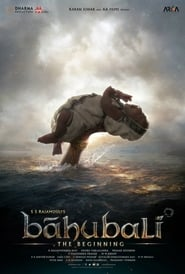Póster Baahubali: The Beginning