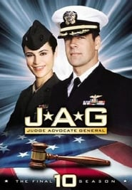 JAG streaming vf poster