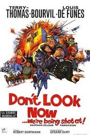 Don't Look Now: We're Being Shot At locandina