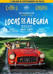Ver Locas de alegría Online HD Español (2016)