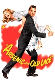 Arsenic and Old Lace Film Plakat