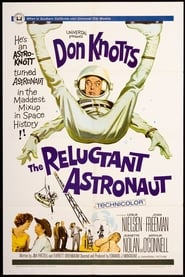 poster do The Reluctant Astronaut