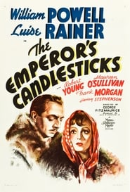 poster do The Emperor's Candlesticks