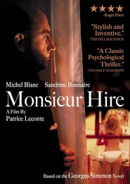 Monsieur Hire en Streaming complet HD