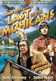 Streaming Hawkeye and the Last of the Mohicans poster