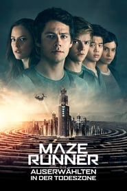 Watch Maze Runner: Die Auserwählten in der Todeszone Online Movie