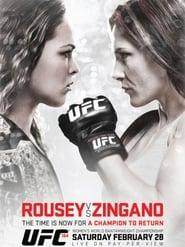 UFC 184: Rousey vs. Zingano