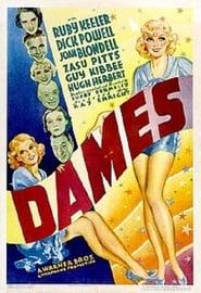 Dames affisch